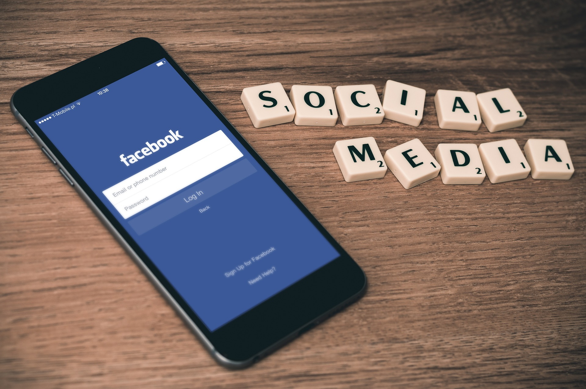 médias sociaux iprotego