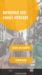 Family Webcare, jeu-concours, Iprotego